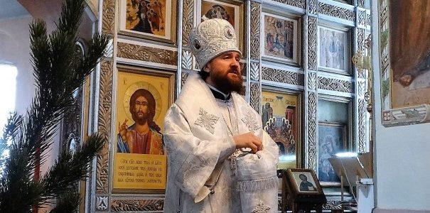 Рождественское послание епископа Троицкого и Южноуральского Григория
