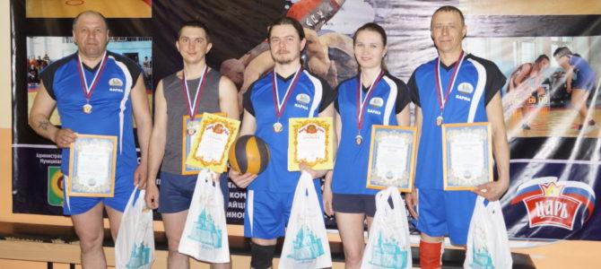 Победа первой спортивной команды Храма