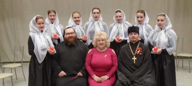 Миссионерские поездки Троицкого народного театра «Наш ковчег»