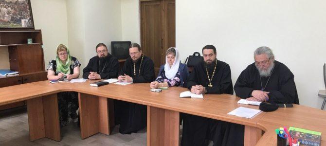 В Троицкой епархии прошло собрание по итогам выбора модуля ОПК