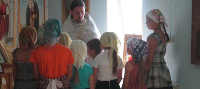 «1030 лет Крещения Руси» — тема летней воскрески