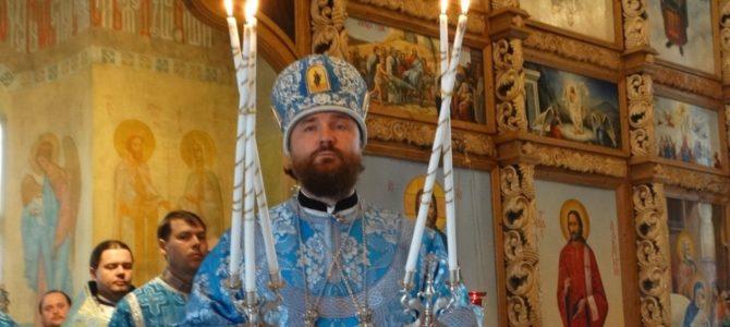 Престольный праздник храма Рождества Пресвятой Богородицы с. Варна