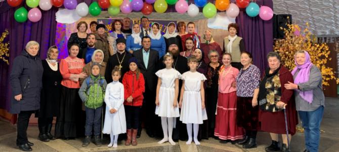 Тёплые встречи на Покровском фестивале в Варненском благочинии