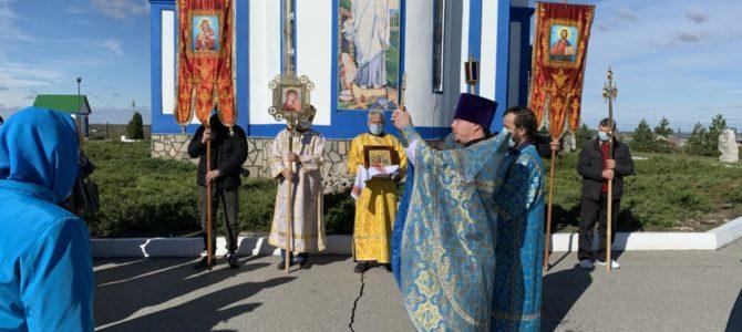 Двадцатый Престольный праздник в Варне